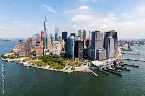 Poster NEW YORK - Manhattan