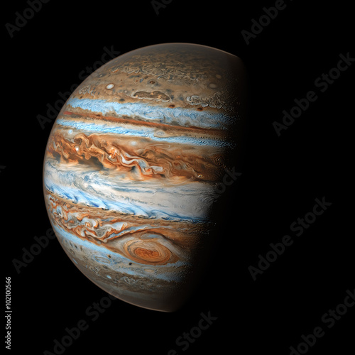 Foto op Aluminium Nasa Jupiter Elements of this image furnished by Nasa