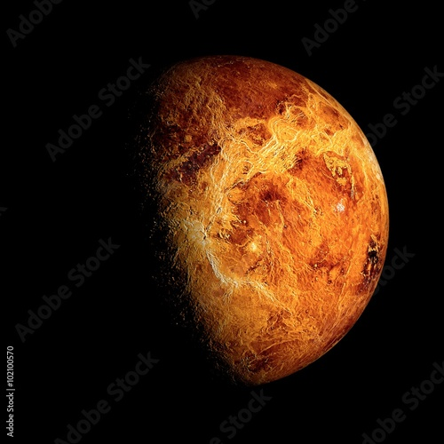Tuinposter Nasa Venus Elements of this image furnished by NASA