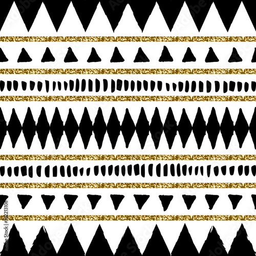 Ethnic Seamless Pattern - 102213106