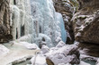 Jasper Maligne Canyon