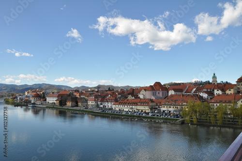 Miasto Maribor w Słowenii