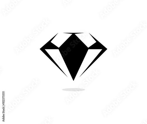 Diamentowe logo