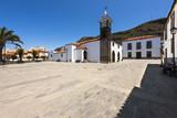 Church of San Juan Bautistain the fishing village of San Juan de la Rambla, Tenerife, Canary Islands, Spain, Europe
