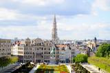 vistas de bruselas un dia de primavera