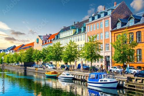 Poster Copenhagen, Denmark