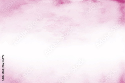 Watercolor pink background - 102493996
