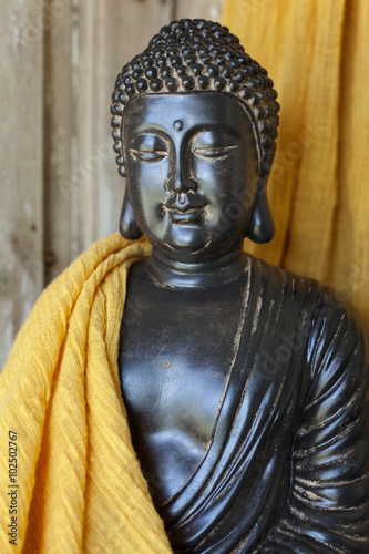 statue bouddha poster sold at europosters. Black Bedroom Furniture Sets. Home Design Ideas