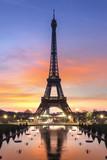 Tour Eiffel Paryż