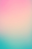 Fototapety Smooth Gradient Background with pink, beige, turquoise colors