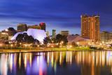 SA Adelaide City sunrise close