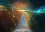 Fototapety Cosmic Stairway