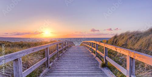 Poster Strand Sommer Sonne Urlaub
