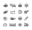 Car Service Icons - Utility Series