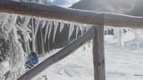Gelo invernale