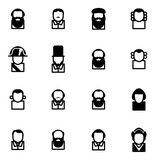 Avatar Icons Historical Figures