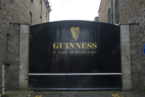 Poster Guinness Storehouse