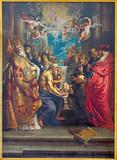 Antwerp - Disputation of the Holy Sacrament by Peter Paul Rubens