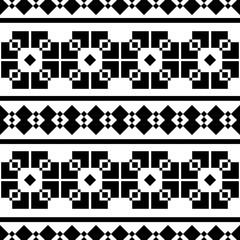 Seamless  boho pattern