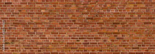 Foto op Canvas Baksteen muur Altes Mauerwerk