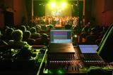 registrazione palco da mixer