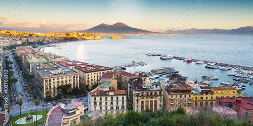 Papiers peints Naples naples gulf