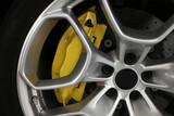 Sportwagen Bremse