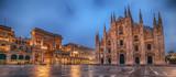 Mediolan, Włochy: Plac Katedralny, Plac Katedralny