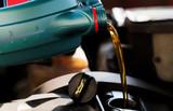 Fresh motor oil - 102929525