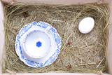 Rustic easter box