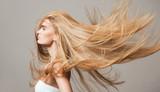 Beautiful healthy hair. - 102963187