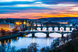 Fototapety View of Prague