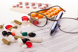 medicines and drugs testing form
