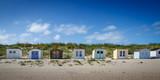 Texel beach storage sheds