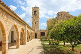 Monastery of St. Barnabas in Cyprus