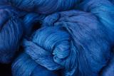 Thread of deep blue - 103077779
