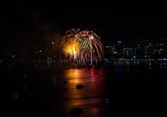 Brautiful firework