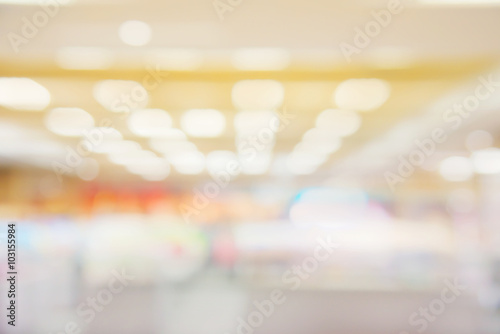 blurred abstract light bokeh for your background design - 103155984