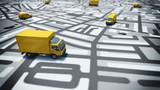 Fototapety GPS tracking