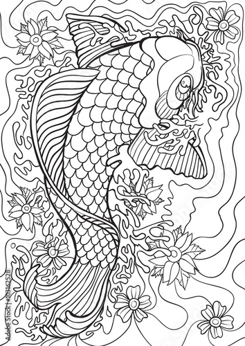 tropical butterfly coloring pages image