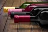 Wine Bottle. - Fine Art prints