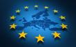 union européenne europe drapeau européen