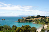 View towards Auckland, New Zealand from Waiheke Island - 103311704