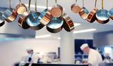 Fototapety Restaurantküche