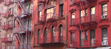 New York City / Fire escape - 103342306