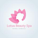 Beauty logo,Natural care logo,salon logo,women logo,Feminine Logo,vector logo template