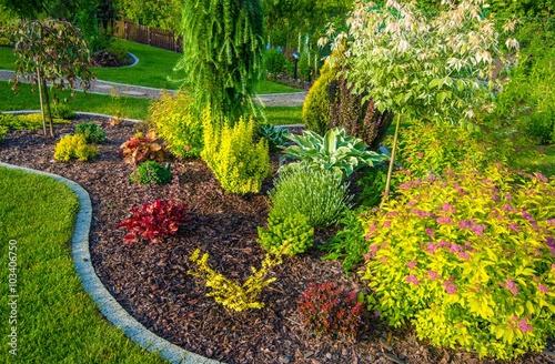 Fridge magnet New Garden Design