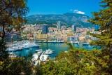 Port Hercule Monte Carlo