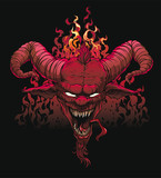 Devil on Hell Stone.