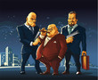 Постер, плакат: Mafia